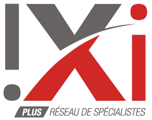 logo ixi plus